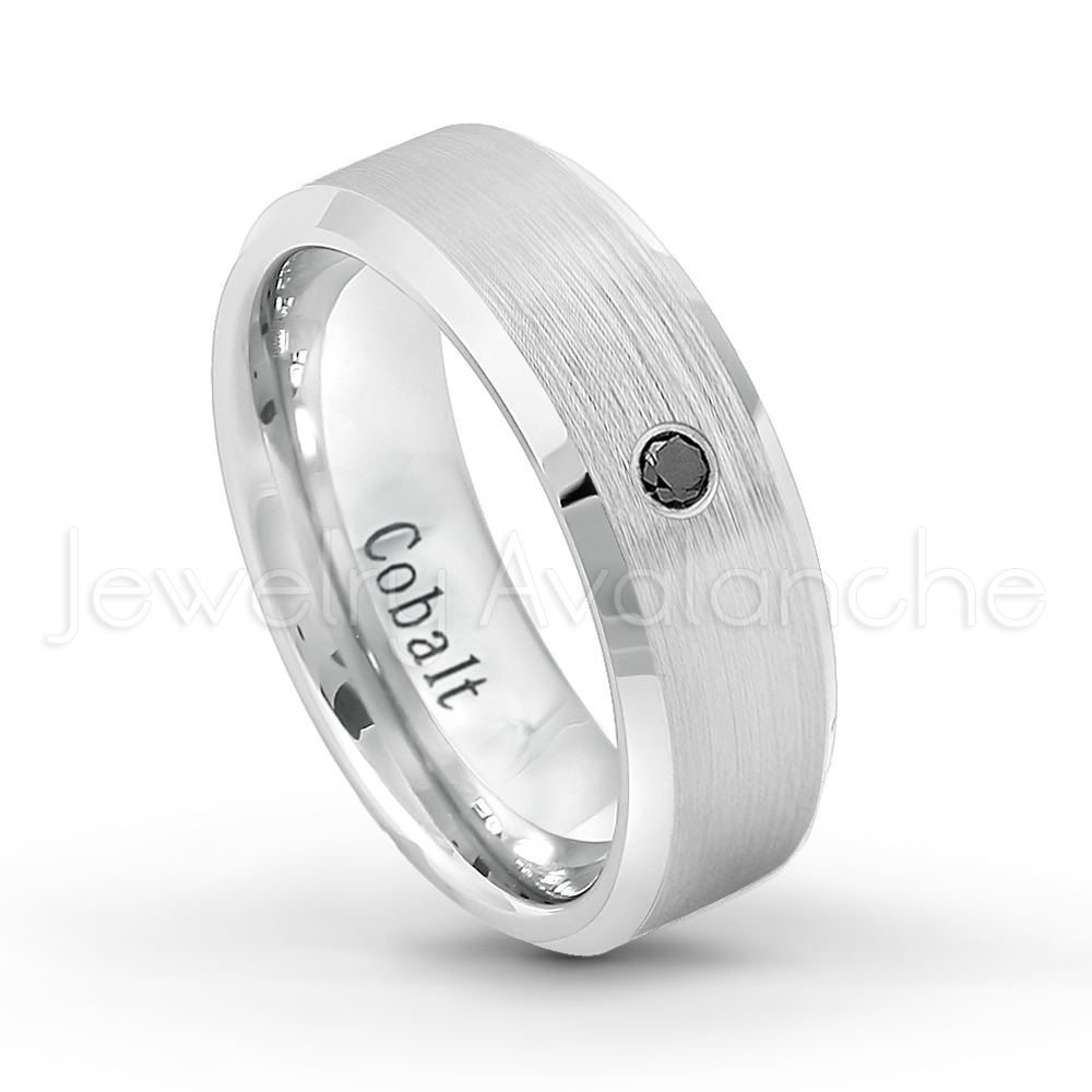titanium by bands wedding band cobalt camo rings ring product black
