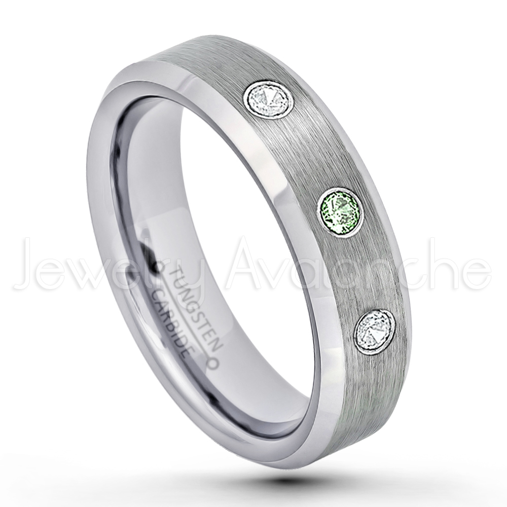 0 21ctw alexandrite 3 tungsten ring june